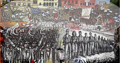 Ο χαράκτης της Ιωνίας, του αγώνα και του λαϊκού μας πολιτισμού