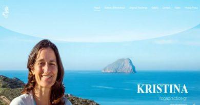 Yogapractice.gr Νέα κατασκευή ιστοσελίδας από το κέντρο μας