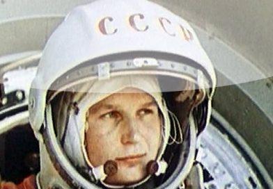 H γυναίκα που ταξίδεψε στο διάστημα