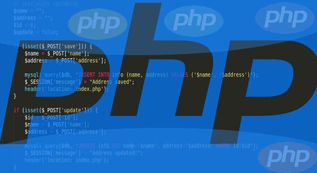PHP, ο διασημότερος προεπεξεργαστής υπερκειμένου, πηγαίος κώδικας του διαδικτύου (Μάθημα  Τρίτο)