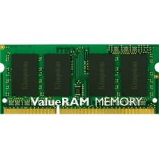 RAM KINGSTON KVR16S11S8/4 4GB SO-DIMM DDR3 1600MHZ PC3-12800 VALUE RAM