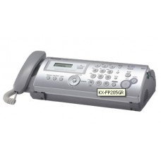 Fax Panasonic Thermal Transfer KX-FP205GR-S