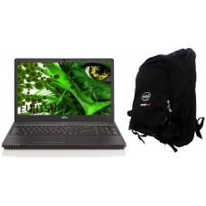 FUJITSU NOTEBOOK LIFEBOOK A556 με δώρο σακίδιο πλάτης  6th Gen Intel® Core™ i5 6200U, 4GB DDR4, 256GB SSD, NO OS
