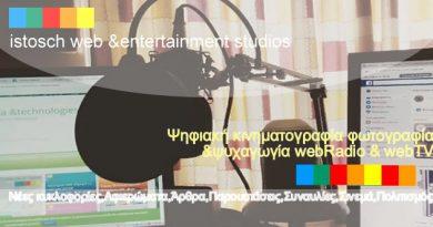 Εκπομπή 9η istoschWEBRADIO & Ηλεκτρικές Κολλεκτίβες 17/5/2020