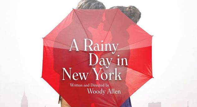 Οι βροχερές αναμνήσεις ενός σκηνοθέτη στην Νέα Υόρκη