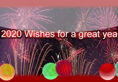 2020 Ευχές για μια υπέροχη χρονιά