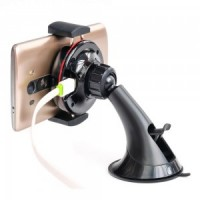 Smartphone Car Holder & Wireless Charger WX-030