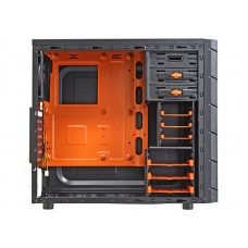 CC-COUGAR Case SPIKE 5SS7 Mini ATX Black USB 3.0(Εξαντλημένο)