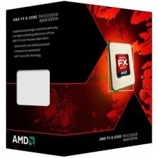 CPU AMD FX-8300 3.30GHZ BLACK EDITION BOX(Εξαντλημένο απ' τον εισαγωγέα)