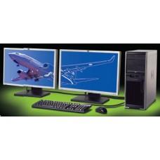 WS HP XW4600
